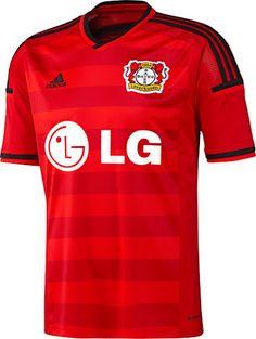 Bayer Leverkusen 15-16 Kits Released - Footy Headlines