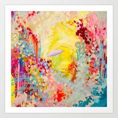 PIXIE Art Print by stephanie corfee - $24.96