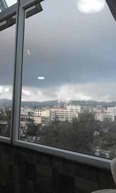 Baguio City Clouds