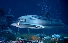 SSRN Seaview Submarine - VOYAGE TO THE BOTTOM OF THE SEA