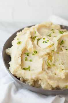 Give yourself a break on Thanksgiving Day, and use your Crock-Pot® brand slow cooker to make the Best Ever Slow Cooker Mashed Potatoes!
