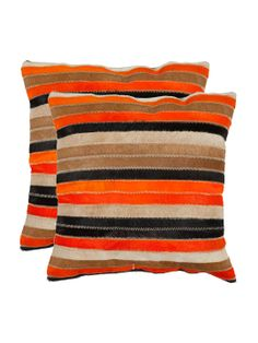 Quinn Pillows (Set of 2) by Safavieh at Gilt