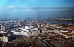 Panorama Warszawy, 1963 -1964. Fot. Karol Szczeciński