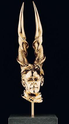 Sculptures by Jan Fabre