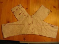 Make a soft and cuddly harness