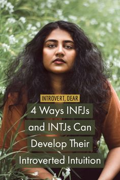 Introverted Intuition is the dominant cognitive function of both the INFJ and INTJ personalities, making it their greatest strength and their most natural way of functioning. Here's how INFJs and INTJs can harness and grow the power of their intuition. Intuitive Personality, Rarest Personality Type, Intj Personality, Myers Briggs Personality Types, Infj Mbti, Intj And Infj, Extroverted Introvert, Entj, Empathy Quotes