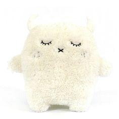Noodoll Ricepuffy Plush Toy - White