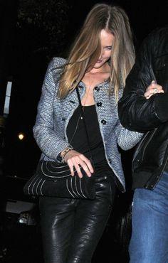 la modella mafia Model Off Duty Rosie Huntington Whiteley street style 6