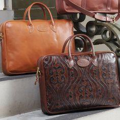 This is the perfect women's briefcase! El Vaquero   King Ranch