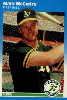 73 Best Mark Mcgwire 39 Mlb Images In 2015 Mlb Baseball