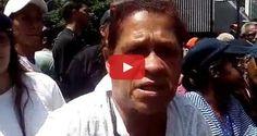 El pueblo de Caracas sale masivamente a las calles para sacar a Maduro. YouTube