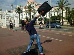 S'CALE BOUTIK maroquinerie Nice France, 28 avenue Auber face à la gare Thiers Nice ville tél 04 93 62 64 30