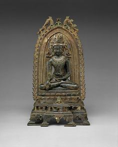 The Metropolitan Museum of Art - Buddha, Crowned and Jeweled