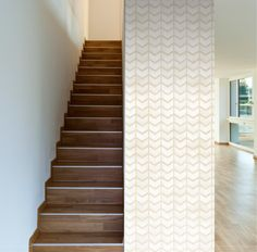 Golden Arrows Removable Wallpaper Tile