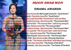 #moonchaewon #drama #awards #since #2007 #till #now #chaeki