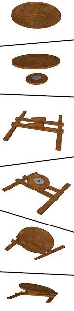 Degu disc playground - IKEA Hackers