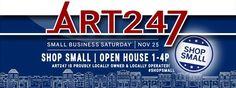 Shop Small Saturday - Open House!