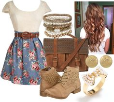 """""""Leigh's Outfit #No.91"""" by just-danniee on Polyvore"""