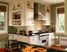 Kitchen by Ariane Delafosse - Featured Viking Kitchen Designer