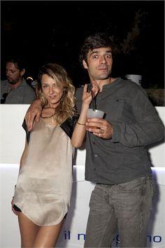 E' crisi tra Luca Argentero e Myriam Catania? Da questa foto non si direbbe!