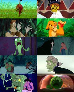 Disney Disgust
