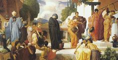 Captive Andromache by Frederic Lord Leighton