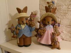 konijnen familie