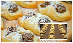 Great Desserts, Holiday Desserts, Doughnut, Sweet Recipes, Waffles, Cheesecake, Deserts, Muffin, Food And Drink