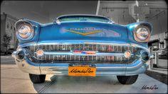The Chevrolet Bel Air