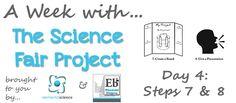 Science Fair Project Steps 7 & 8 | Elemental Blogging #homeschool #science
