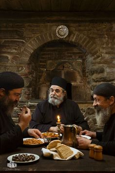 The Monks and Cuisine of Mount Athos by Dimitris Vlaikos