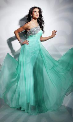 Turquoise-Bridesmaid-Dress-2