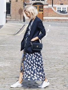 8 Easy Outfit Ideas for the Weekend via @WhoWhatWearUK