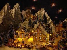 a voir phototheque merveilleux villages de noel les villages miniatures de noel de lalie