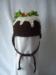 Figgy pudding hat