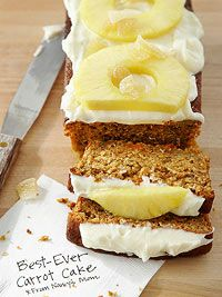 BHG's Newest Recipes:Best-Ever Carrot Cake Recipe