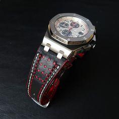 Premium Watch Straps at Discounted Price Watches For Men, Men's Watches, Audemars Piguet, Bracelet Watch, Band, Best Deals, Gallery, Racing, Accessories