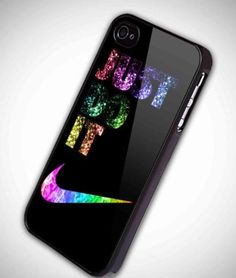 Cute Nike iPhone case!! I want!!!! Need an iPhone first