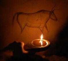 NOTICIAS DE PREHISTORIA - Prehistoria al Día -: Los sistemas de iluminación en el Paleolítico Parte 1: Las lámparas portátiles.