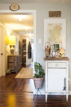 House Tour: DIYers Personalize a Portland House | Apartment Therapy