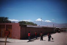 2012, San Pedro de Atacama