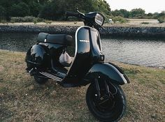 Vespa Excel, Vespa Px 125, Vespa Scooters, Dune, Vintage Vespa, Motorcycle, Hot Rods, Vehicles, Instagram