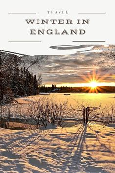 The best places to visit in England in the winter time. England in the winter isn't all about Christmas markets (though we do have some great ones!) Check out this comprehensive guide to the best spots in England to take a break this winter! #winter #england #uk #travel Best Places To Travel, Cool Places To Visit, Places To Go, England Winter, England Uk, Christmas Markets, Christmas Travel, Winter Breaks, Winter Destinations