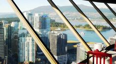 Top of Vancouver, Harbour Centre, BC