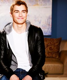 Dave Franco-  so adorable. I WILL MARRY HIM.