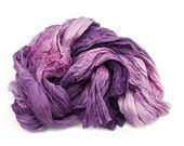 purple scarf, scarves, silk scarf - Lilac Dream -  lavender, rose, plum, purple, pink, light pink silk scarf.