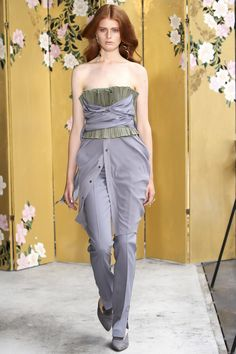 ADEAM Spring 2018 Ready-to-Wear Collection - Vogue