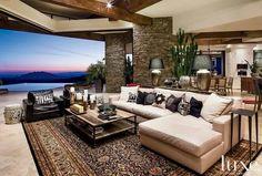 Scottsdale, AZ hillside vacation home