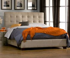 Contemporary Beds : Charles P. Rogers Beds Direct, Makers of fine beds & bedding since 1855