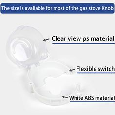 Kitchen Stove Knob Covers Baby Proof Clear View Oven Stove Knob Covers for Child Safety 4 pcs * Click image for more details. (This is an affiliate link)